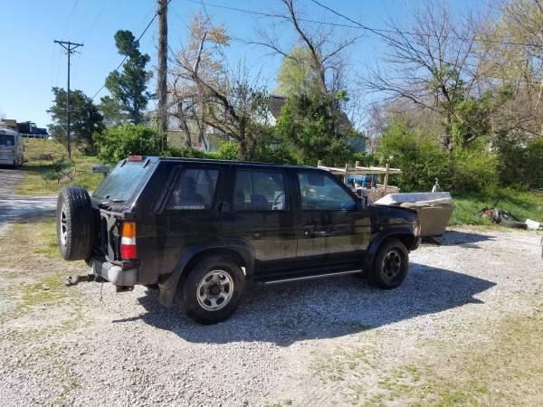 1995 Nissan Pathfinder Automatic For Sale Neosho, Missouri