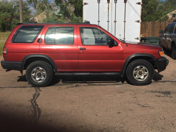 1997 Nissan Pathfinder Automatic For Sale Santa Fe, New Mexico