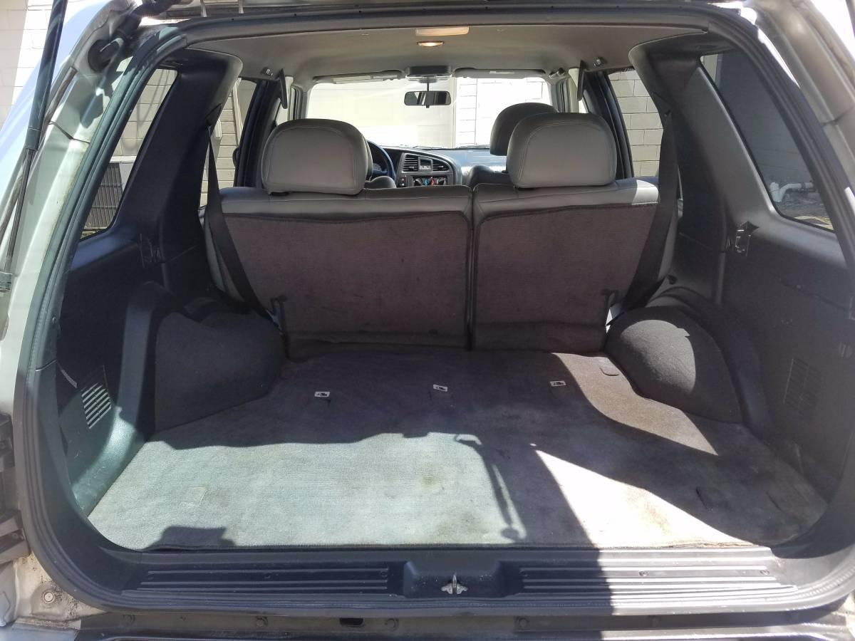 2002 Nissan Pathfinder V6 Automatic For Sale Huntsville ...