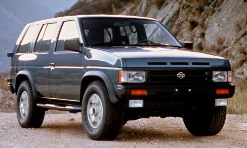 1986 Nissan Pathfinder