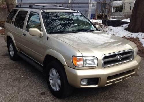 2001 Nissan Pathfinder For Sale in Bridgeport (New Haven ...