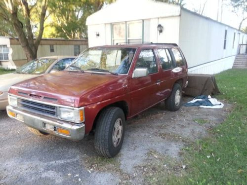 1993 Nissan Pathfinder V6 Auto For Sale Bowling Green