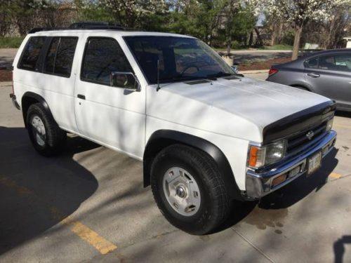 1995 Nissan Pathfinder V6 Auto For Sale Lincoln, Nebraska
