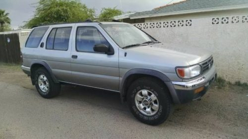 1998 nissan pathfinder v6 auto for sale phoenix arizona. Black Bedroom Furniture Sets. Home Design Ideas