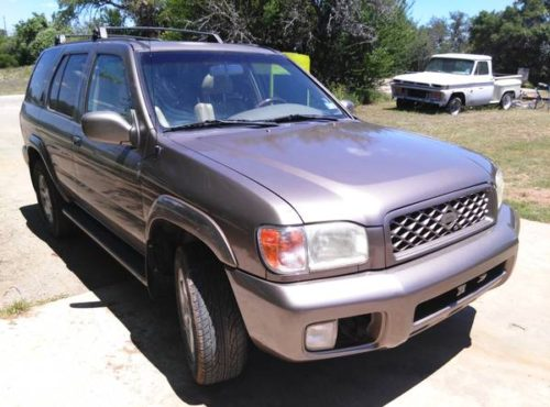 2000 Nissan Pathfinder V6 Automatic For Sale Killeen, Texas