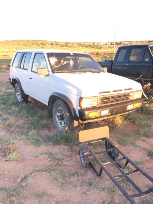 1995 Nissan Pathfinder V6 Auto For Sale Piñon, Arizona
